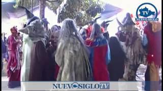 OAXACA NUEVO SIGLO TV CALENDA EN HONOR A LA VIRGEN DEL ROSARIO EN SAN ANDRES SINAXTLA
