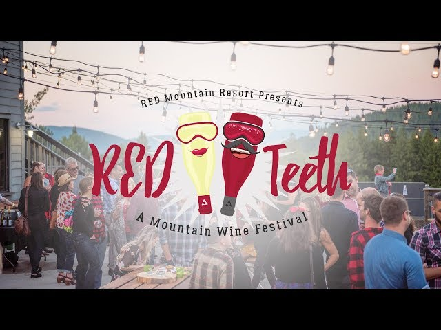 2nd Annual Red Teeth Mountain Wine Festival