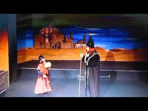 Disney's Aladdin @ Musical Theatre Village - Act 1 Finale
