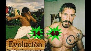 Como (Boyka) Scott Adkins ha cambiado  - Evolución de 14 a 40 años.