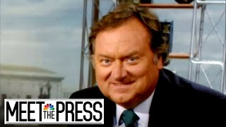 Remembering Timothy J. Russert At 10 Years | Meet The Press | NBC News