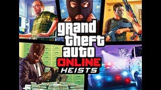 Tráiler GTA Online - Los Golpes en PC