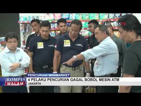 4 Pencuri Gagal Bobol Mesin ATM Mp3