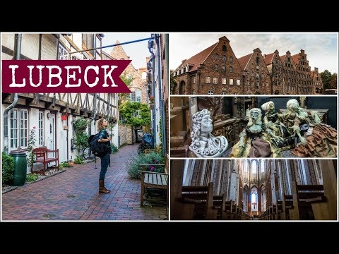 Lubeck in 48 hours | City guide | Weekend in Germany | by Tr