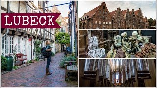 Gambar cover Lubeck in 48 hours | City guide | Weekend in Germany | by TravelGretl