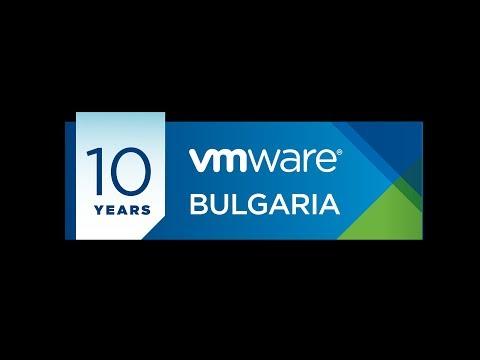 VMware Bulgaria - 10 Year Anniversary