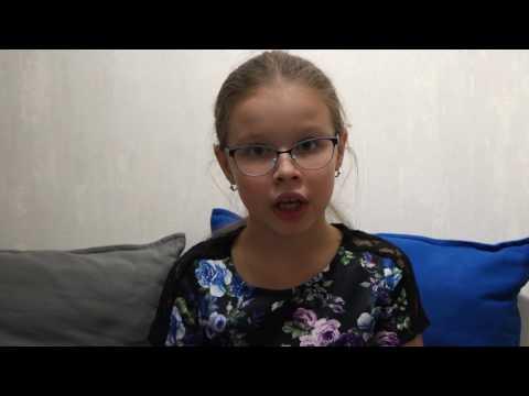 Стихи для детей на английском языке - English for kids
