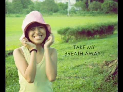 Emma Bunton Take my breath away Lyrics:3