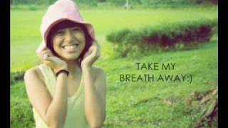 Emma Bunton Take my breath away Lyrics:3