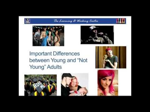 TAYLRD: Employment and Education Supports for Young Adults with Behavioral Health Issues