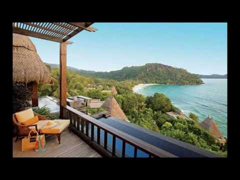 Maia Luxurious Retreat & Health spas, Seychelles Archipelago