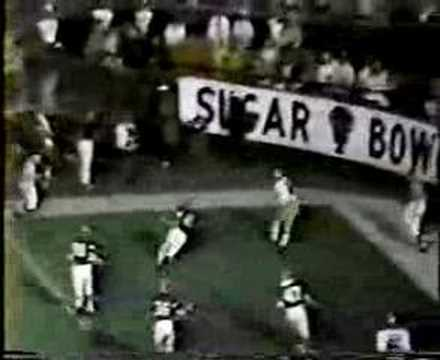 1973 Sugar Bowl Notre Dame Vs Alabama