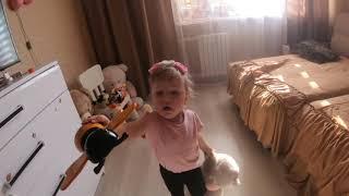 Развивающее видео | Ищем спрятанные игрушки| Мисс Кэти/Educational video |Miss Katy came to visit / Видео