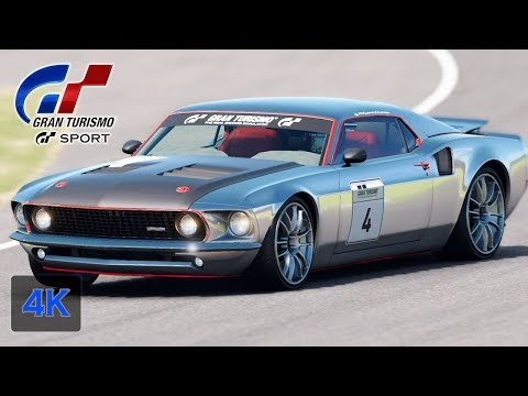 Gran Turismo Sport [4K] Onboard GT Awards - Mach Forty - Midship Challenge Full Walkthrough
