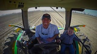 Metheny Farms - Corn Planting 2015 - Etowah, AR