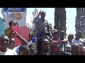 Maseno University students strike