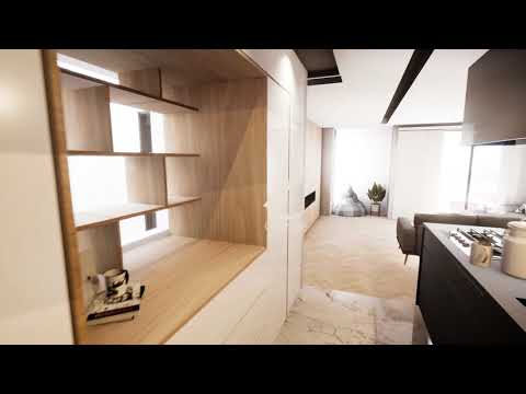 UE4 Interactive Tour - Poject Apartment Colombia