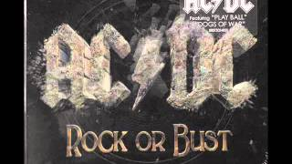 AC/DC  Sweet Candy from Rock Or Burst