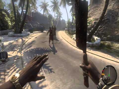Вече става страшно! Dead Island Episode 5 Lets play with KFF