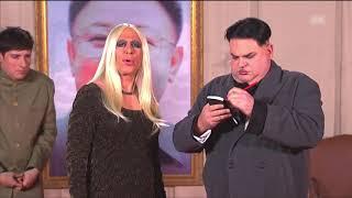 Donatella bei Kim | Giacobbo / Müller | SRF Comedy