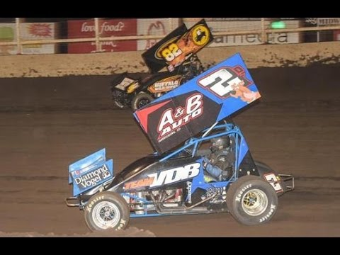 Outside the Oval: Tough Battle Highlights Weekend Racing at Huset's Speedway
