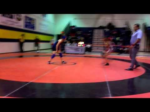 2014 Ontario Juvenile Championships: 52 kg Julia Lei vs. Julie Steffler