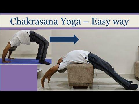 chakrasana yoga  easy way  chakrasana benefits  wheel