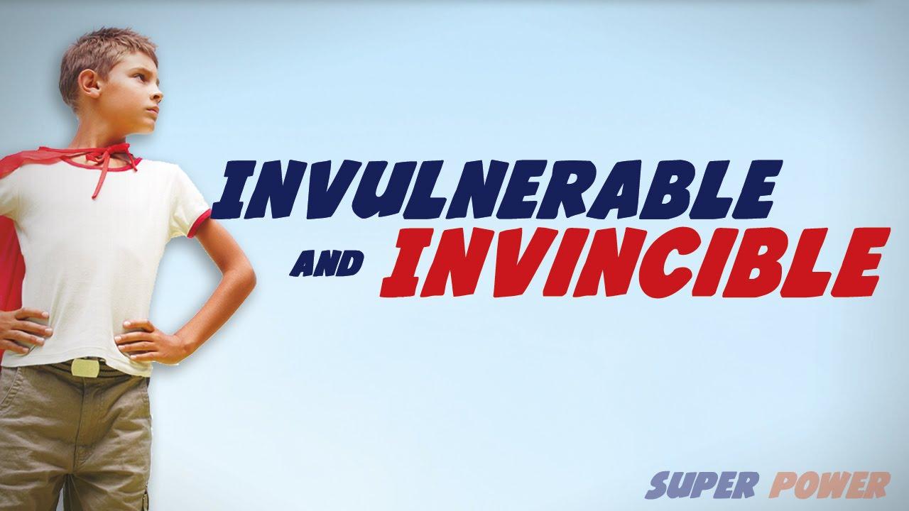 Super Power 3 - Invincible and Invulnerable