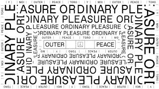 "Toro y Moi - ""Ordinary Pleasure"" (visualizer)"