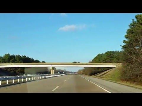 US 67 North In Arkansas!