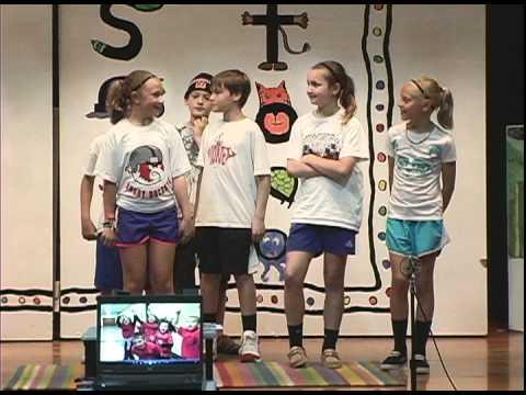 Mustango Fundango Final Event 1st, 4th, and 5th Grades