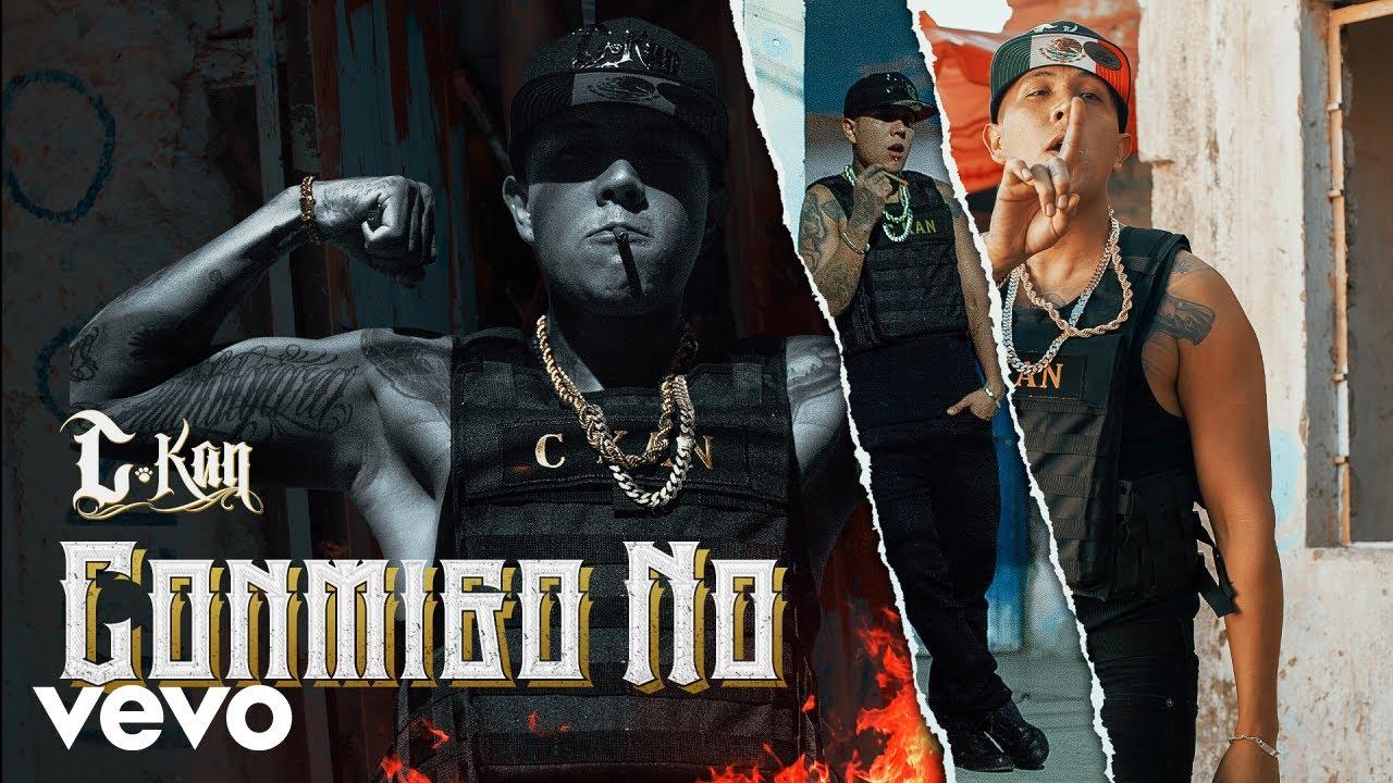 DOWNLOAD: C-Kan – Conmigo No (Official Video) Mp4 song