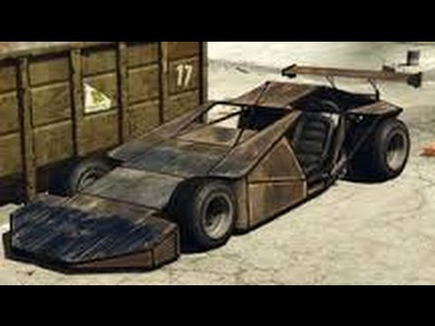 Gta V Import and Export Dlc Ramp Buggy Mission (Easy Way