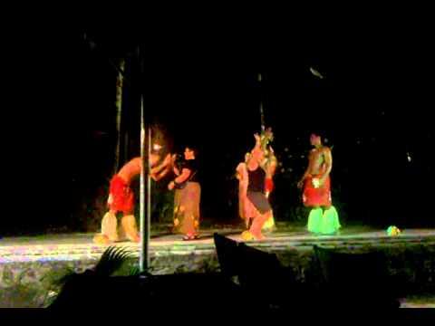 Samoan Dance at Tradewinds hotel