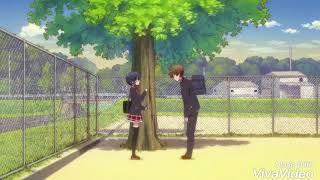 《Чудачество любви не помеха》аниме клип