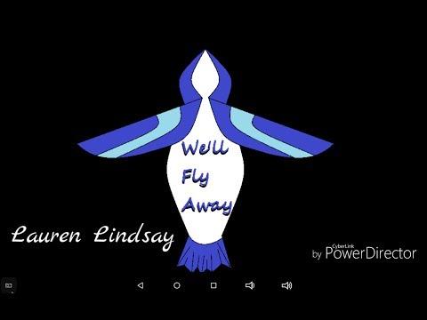 "Christian Hip Hop/R&B  ""We'll Fly Away""  Lyric Music Video🎼 - Lauren Lindsay"