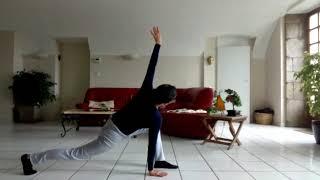 Assouplissements danse et remise en forme