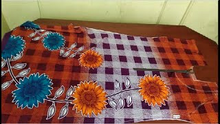 29 th day Class Nighty Cutting in Tamil | How to cut Nighty easily with model Nighty