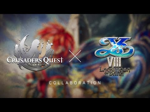 CQ X YsⅧ Collaboration Official PV