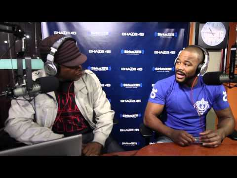 Rashad Evans Explains The Difference Between Boxing And MMA On Sway In The Morning   Sway's Universe