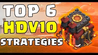 TOP 5 TH 10 Best Strategy ATTACK 2018