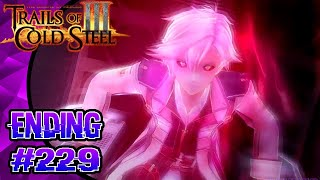 Trails of Cold Steel 3 [Let's Play, Blind, PS4] / ENDING / Part 229 / The Great Twilight, Credits