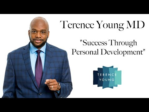 Success Through Personal Development - With Terence Young