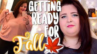 GET READY WITH ME FOR FALL🍁 | Make-up Routine im Herbst | Vanessa Nicole