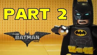 The Lego Batman Movie Story Pack Part 2