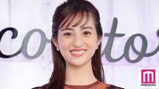【モデルプレス】モデルで女優の堀田茜が18日、都内にて開催されたイベ...