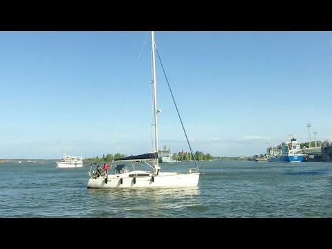 Helsinki Archipelago Sailing Adventure