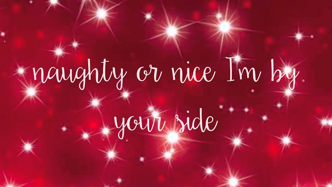 Not Just On Christmas Lyrics - YouTube