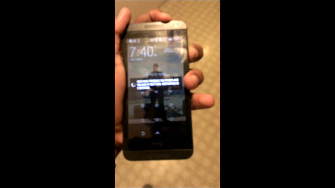 htc desire v hard reset code set