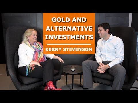 Gold and alternative investments: Kerry Stevenson